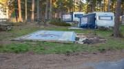 INGEN FORLENGELSE: Hove drifts- og utviklingsselskap AS gir ingen ny campingsesong for faste leietakere. Oppsigelsene står ved lag. Arkivfoto: Esben Holm Eskelund