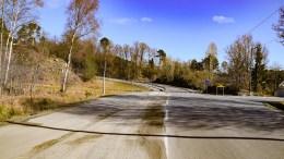 KVIA: I dag mest kjent som et veikryss. Foto: Esben Holm Eskelund