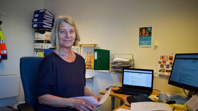 NYTT AKTIVITETSFORUM: Daglig leder i Tromøy Frivilligsentral, Ellen Dale, gleder seg over offentlig tilskudd til aktiviteter også for seniorer. Arkivfoto: Esben Holm Eskelund
