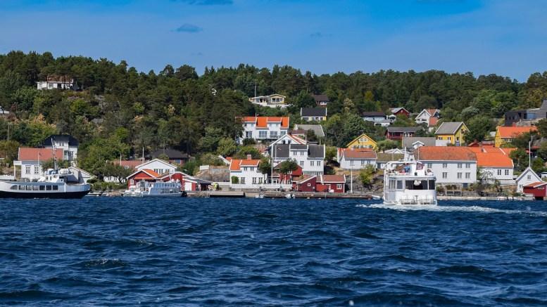FERJETRANSPORT: Det kollektive ferjetilbudet i Arendal skal bli offentlig og utslippsfritt fra 2022. Arkivfoto