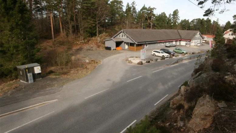 NYTT BOLIGOMRÅDE: På baksiden av Skogtun er planen å bygge boliger, men politikerne er fortsatt ikke helt fornøyde med løsningen og ber om justeringer. Foto: fra planbeskrivelsen