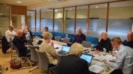 HDU-ORGANISERING: Det er ikke flertall i formannskapet for utrede alternativ organisering av Hove drifts- og utviklingsselskap AS. Foto: Esben Holm Eskelund