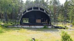 HOVE AMFI: Selskapet som skulle arrangere festival på Hove skylder på sviktende billettsalg som årsak for å melde oppbud. Foto: Esben Holm Eskelund