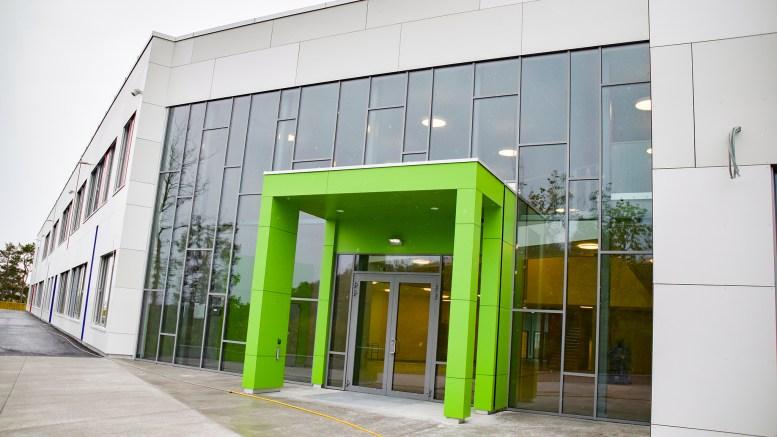KUNSTVERK: Nye Roligheden skole skal utsmykkes, hovedsaklig innendørs. Foto: Esben Holm Eskelund