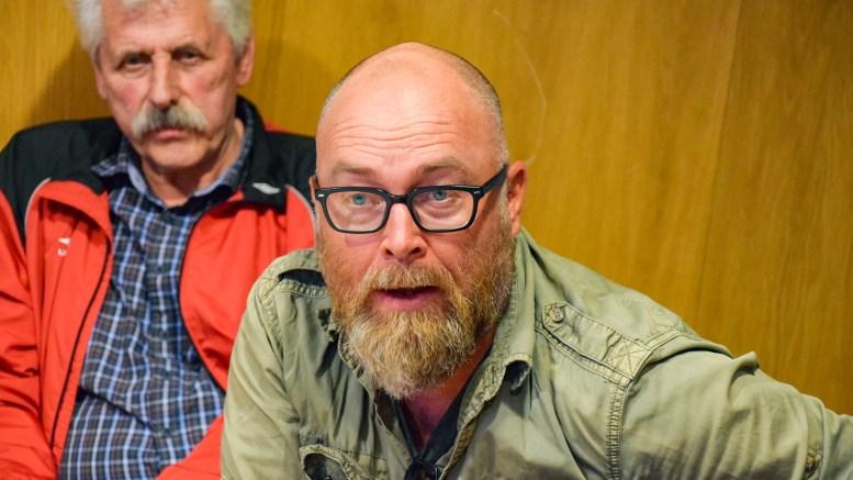 MANGE SPØRSMÅL: Tomm Wilgaard Christiansen fra Hovelista stiller en rekke spørsmål rundt HDU i forkant av bystyremøtet og generalforsamlingen i Hove drifts- og utviklingsselskap torsdag. Foto: Esben Holm Eskelund