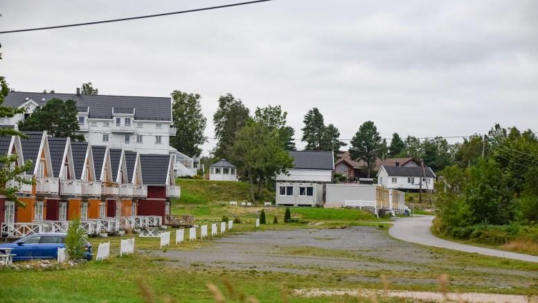 ARENDAL HERREGAARD: Omsetningen økte, men årsresultatet endte i minus i 2018. Foto: Esben Holm Eskelund