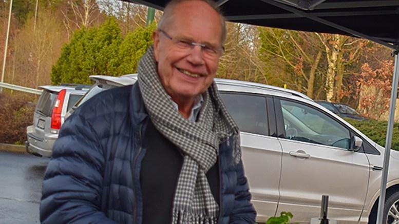 KRITISERER HOVELISTA: Tidligere arendalsordfører Einar Halvorsen (H) mener representanter for lista sprer både frykt og usannheter. Arkivfoto