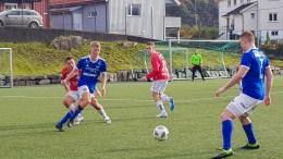 KRETSMESTER: Trauma 2 kjørte fullstendig over Flekkefjord lørdag og er kretsmester i 6.divisjon. Foto: Per Christian Bekkvik