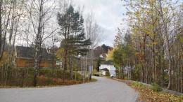 FABAKKHEIA: Boligområde ved Kongshavn. Foto: Esben Holm Eskelund