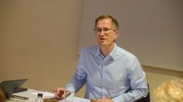 SKATTEKRONER: Over 200 med adresse på Tromøy skattet til andre kommuner i fjor, og bidrar ikke til å avhjelpe ordføreren og bystyret med trangt kommunebudsjett. Foto: Esben Holm Eskelund