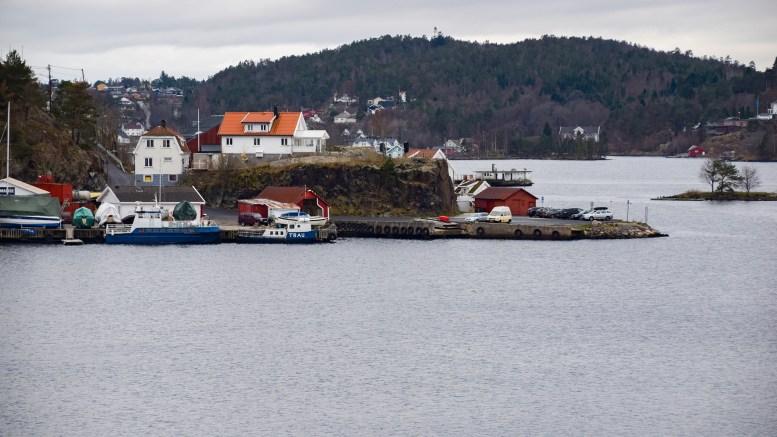 SKAL MODERNISERES: Arendal kommune ønsker å ruste opp ferjekaia på Skilsøy til et moderne og fremtidsrettet anløpssted. Arkivfoto