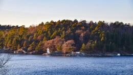 FRIISØYA: På friluftsområdet i Tromøysund kan det bli bygget gapahuker og toalett. Arkivfoto