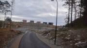MARISBERG: Arendal eiendom KF foreslår å ikke kjøpe mer grunn på Marisberg, men søke samarbeid med grunneier om videre utvikling av boligfeltet. Arkivfoto