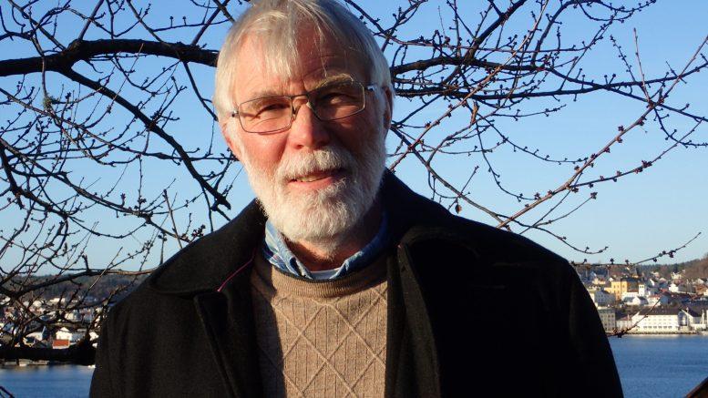 GAMLE TANKER: Alf Martin Sandberg spekulerer i om gamle vyer for Hove er årsak til alt bråket som har oppstått. Foto: Privat