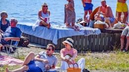 CANAL STREET: 2020-festivalen avsluttes med konsert på Bratteklev skipsverft. I fjor ble konserten her utsolgt. Arkivfoto