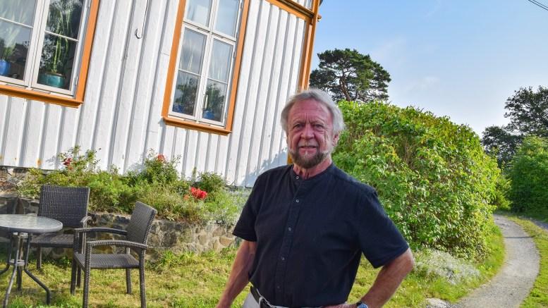 IKKE FOR RETTEN: Thore Kristian Karlsen i Hovelista mener Hove-saken ikke skal avgjøres i rettsapparatet. Arkivfoto