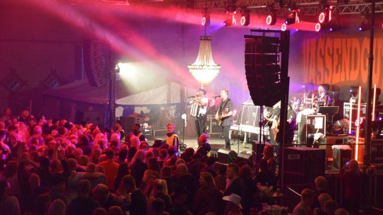 VASSENDGUTANE: Det populære og folkelige bandet inntar Stall Hove i mai. Arkivfoto/ Esben Holm Eskelund