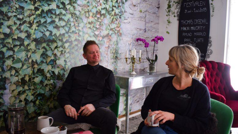FÅR KOMPENSASJON: Studio Spornes AS, livsverket til Tom Rudi Torjussen og Mari Dale, får støtte fra den statlige kompenasjonsordningen for uungåelige kostnader. Arkivfoto