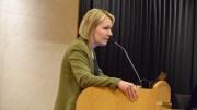 MORIA-EVAKUERING: Inger Brokka de Ruiter spør arendalsordføreren om kommunen støtter oppropet om evakuering og om Arendal vil bosette flere flyktninger enn regjeringen legger opp til. Arkivfoto