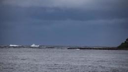 BREKKVATERET: Molo på Merdø i både stor og liten utgave. Foto: Esben Holm Eskelund