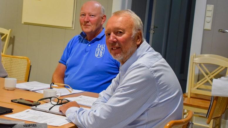 KALD VINTER: Morten Kraft, styreleder i HDU, varsler at vinteren kan bli iskald økonomisk for selskapet, som følge av koronapandemien. Arkivfoto