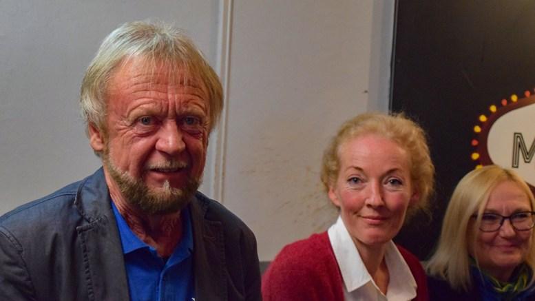 MÅ IKKE DELE: Hovelista og Thore Kristian Karlsen må ikke dele av potten, mener rådmannen og vil ikke gi medhold i utrbryter Kristina Stenlund Larsens krav om å få en del av kaka. Arkivfoto