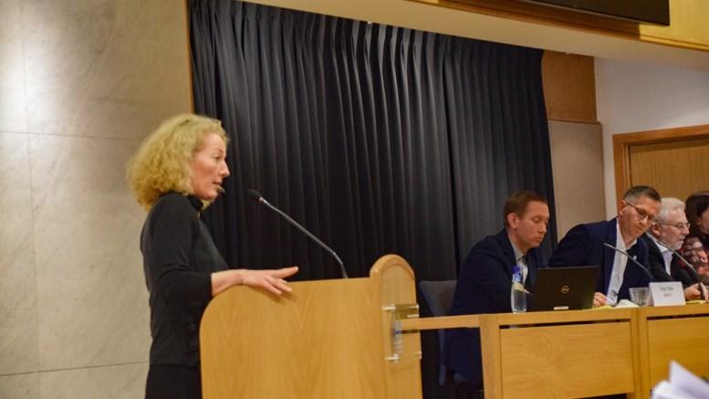ROM OG SILDEHODER: Bystyrerepresentant Kristina Stenlund Larsen (uavh.) svarer på flere innlegg i dette leserinnlegget. Arkivfoto