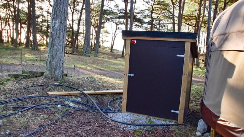 MIDLERTIDIG OK: Fylkesmannen i Agder har konkludert med å gi Arendal kommune medhold i å ettergodkjenne ledningsnett og pumpehus på Canvas Hove AS. Arkivfoto
