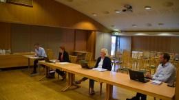 HOLDE IGJEN: Arendals kriseledelse bør holde igjen på åpningen lokalt. Lenge. Arkivfoto