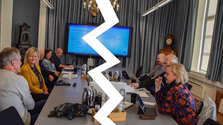 FULL SKJÆRING: Styret i Arendal eiendom KF er fristilt fra sine oppgaver. Nå må valgkomitéen stable et nytt styre på beina så fort som mulig. Arkivfoto