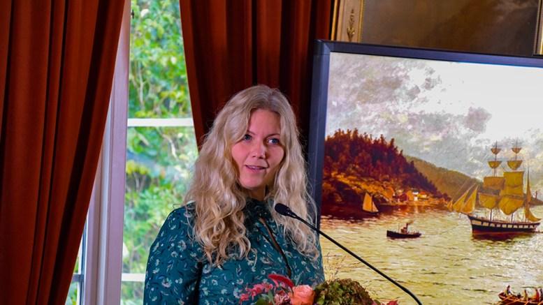 KULTURKUTT: Kultursjef Linda Sætra i Arendal kommune kan umulig ha en veldig trivelig høst på jobben, der rådmannen foreslår full stopp i tilskudd til lokale lag og foreninger neste år. Foto: Esben Holm Eskelund