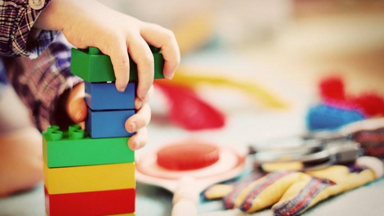 BARNEHAGESTRUKTUR: Gjennom flere tiår har den kommunale barnehagevirksomheten blitt bygget kloss for kloss. Illustrasjonsfoto