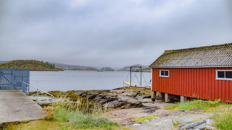 NABBEN: I gamle Tromøy kommune var Nabben i bruk minst to steder. Foto: Esben Holm Eskelund