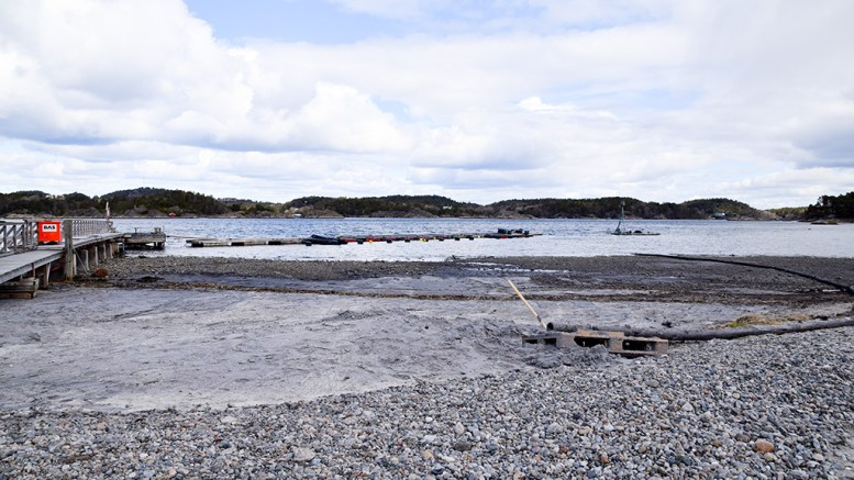 STRANDSONEFORVALTNING: Naturvernforbundet Arendal har innspill til politikerne om strandsoneforvaltning. Arkivfoto