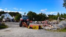 HØRER VELFORENINGEN: Statsforvalteren opphever kommunens vedtak om at Sandum og omegn velforening ikke har klagerett knyttet til oppføring av driftsbygning på Bjelland. Arkivfoto