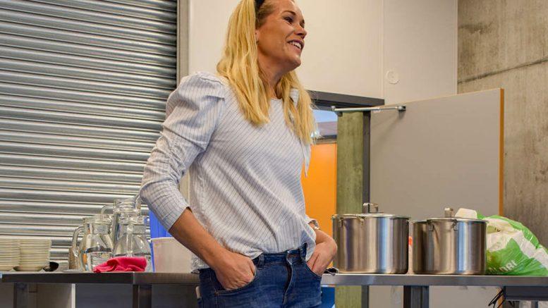 TROMØY FRITIDSFORUM: Prosjektleder Vibeke Dehli i Tromøy fritidsforum håper på flere nye frivillige gjennom et digitalt kurs som arrangeres tirsdag kveld. Arkivfoto
