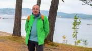 KREVES FJERNET: Jørgen Ubisch i Naturvernforbundet i Arendal skriver at forbundet krever flytebrygga på Hoveodden fjernet. Samtidig vurderer forbundet å politianmelde det som sees på som miljøkriminalitet. Arkivfoto