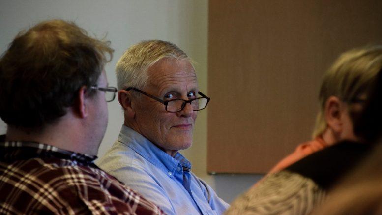 NY STYRELEDER: Ap-veteran Nils Johannes Nilsen foreslås som ny styreleder i HDU av valgkomitéen. Arkivfoto