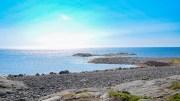 ØSTRE TANGVA: Denne bukta finner du på Tromlingene. Foto: Esben Holm Eskelund