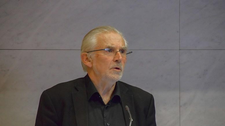 NY TITTEL: Rådmann Harald Danielsen i Arendal kommune har tittelen kommunedirektør fra 1. oktober. Arkivfoto