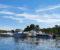 FULLT BELEGG: Båtturen til Tromlingene endte med en frustrert e-post til kommunen om umulig tilgang til brygga på grunn av «okkupanter». Foto: fra meldingen/sladdet