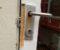 SAVNER UTSTYR: Tromøy fritidsklubb gir tyvene tidsfrist på å levere paintballutstyret tilbake, før tyveriet flere tusen kroner blir en sak for politiet. Med brekkjern har uvedkommende kommet seg inn i bygningen fritidsklubben eier. Foto: Einar Fredriksen