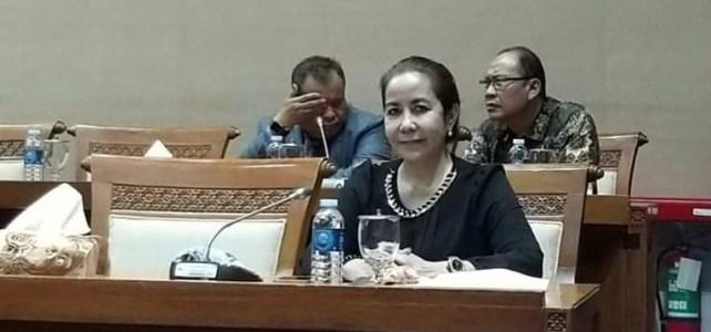 Katherina Angela Oendoen Sebut Masyarakat Kalbar Rindu Sosok Prabowo