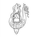 Gekko-logo
