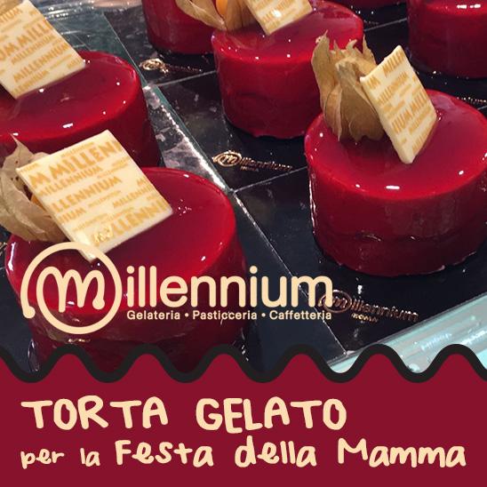 Torta gelato Millennium, Festa della Mamma