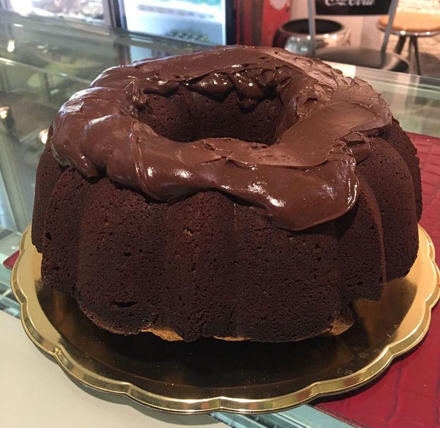Bundt cake, Gelateria Millennium