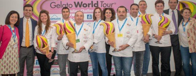 finalisti gelato world tour