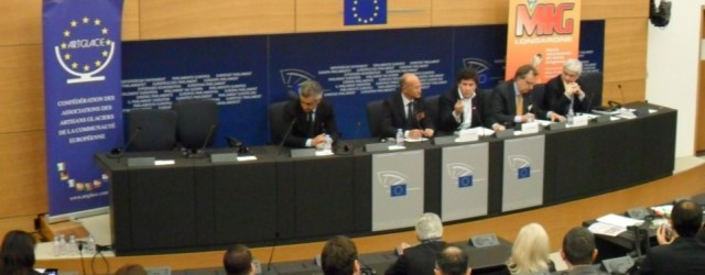 conferenza stampa strasburgo gelato
