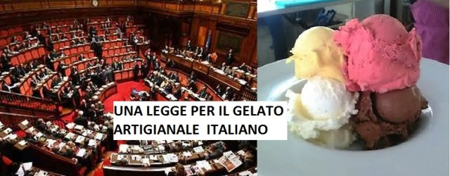 legge gelato