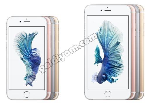 Neden iPhone 6s Plus